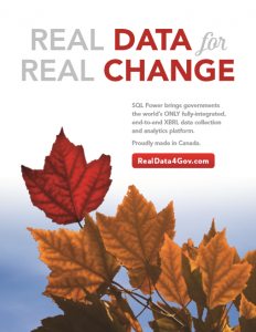 Real Data for Real Change