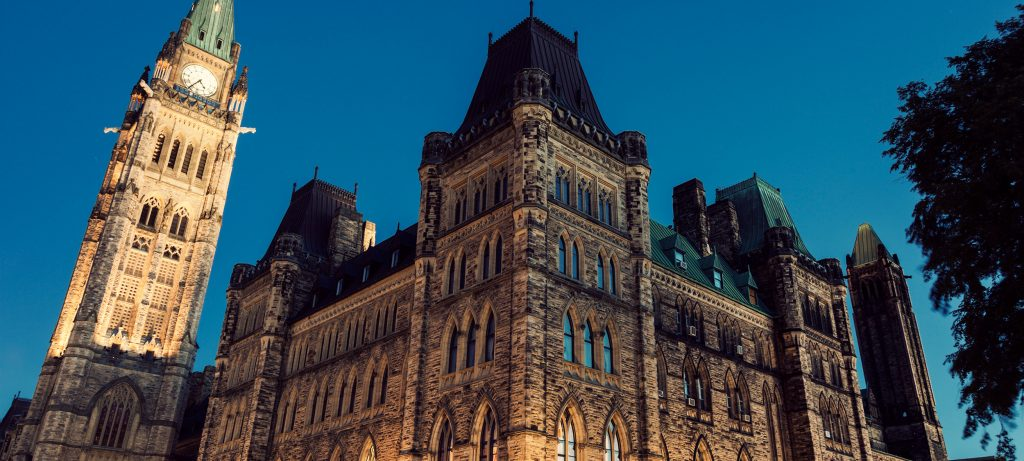 Reopening Canada: COVID-19 pushing government services into digital age